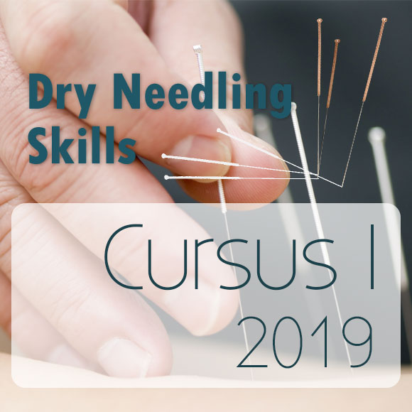 dryneedling cursus 1-2019, Utrech